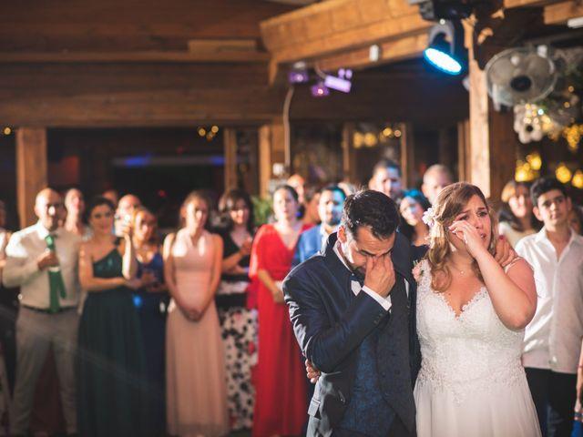 La boda de Roberto y Alba en El Vellon, Madrid 25