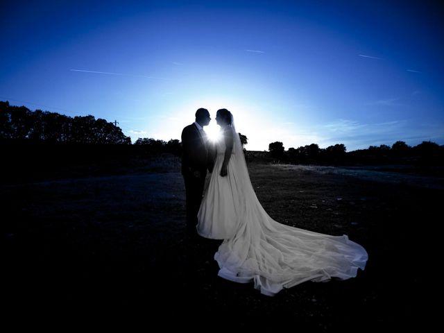 La boda de Gema y Cristian
