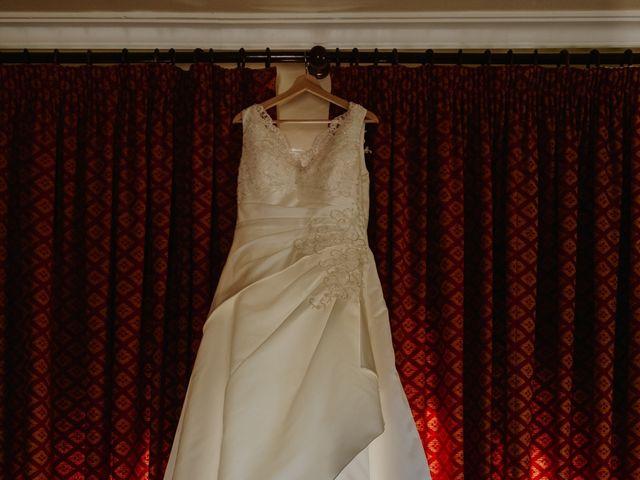 La boda de Daniel y María Paola en El Berrueco, Madrid 25