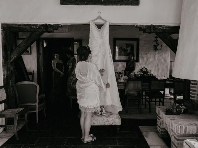 La boda de Daniel y María Paola en El Berrueco, Madrid 29