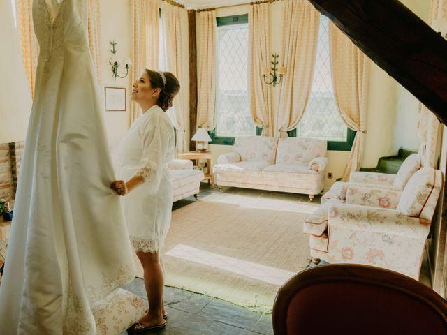 La boda de Daniel y María Paola en El Berrueco, Madrid 30