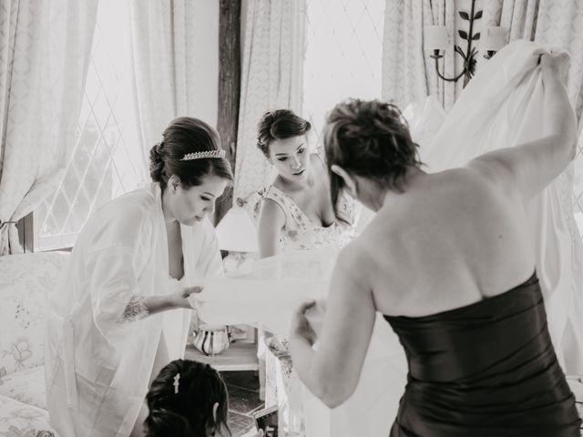 La boda de Daniel y María Paola en El Berrueco, Madrid 32