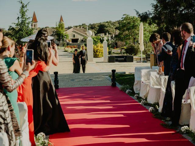 La boda de Daniel y María Paola en El Berrueco, Madrid 49