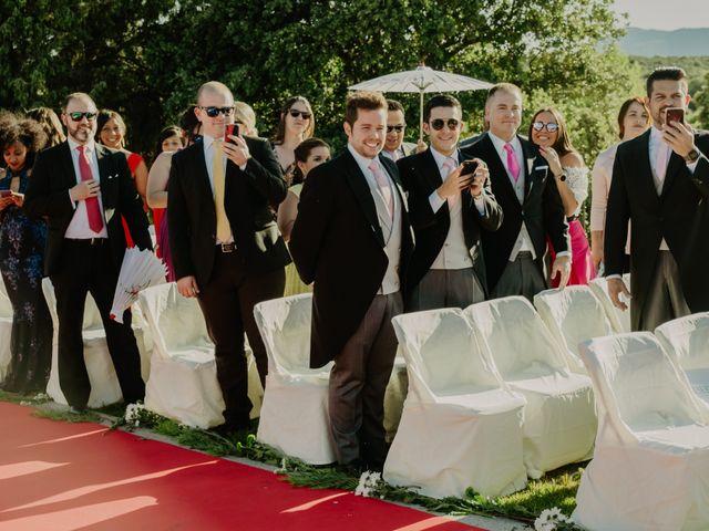 La boda de Daniel y María Paola en El Berrueco, Madrid 51