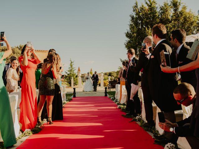 La boda de Daniel y María Paola en El Berrueco, Madrid 57
