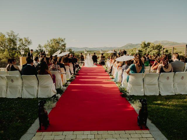 La boda de Daniel y María Paola en El Berrueco, Madrid 60