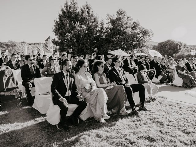 La boda de Daniel y María Paola en El Berrueco, Madrid 61