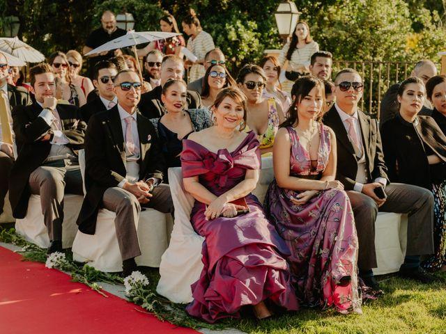 La boda de Daniel y María Paola en El Berrueco, Madrid 66
