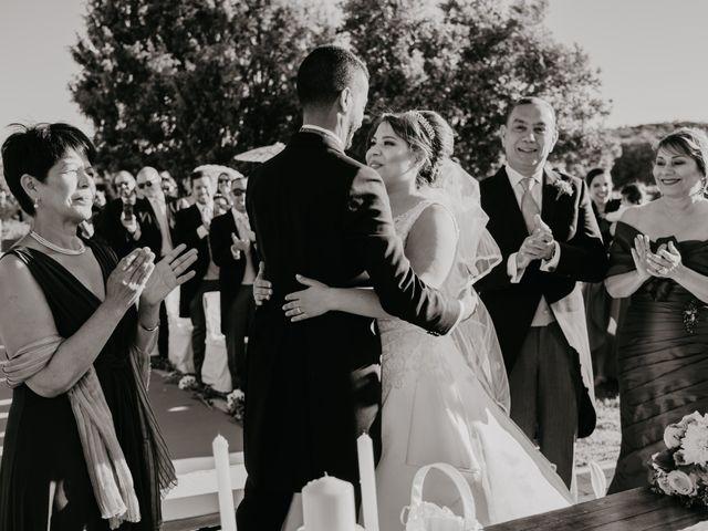 La boda de Daniel y María Paola en El Berrueco, Madrid 67