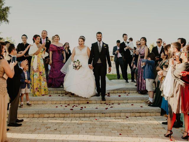 La boda de Daniel y María Paola en El Berrueco, Madrid 69