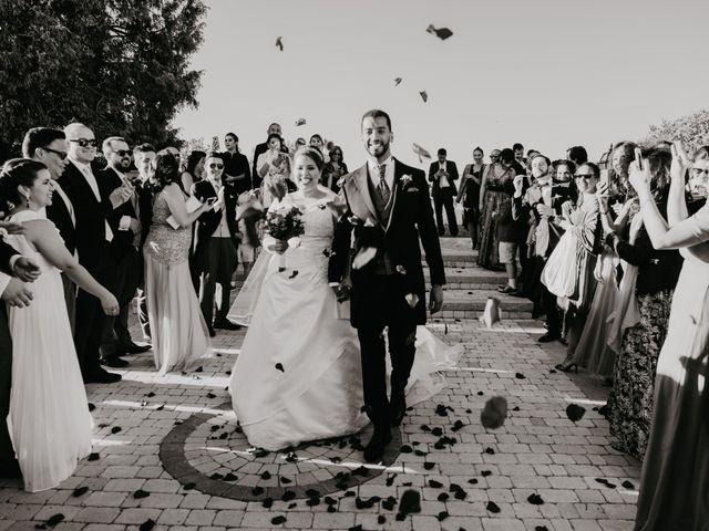 La boda de Daniel y María Paola en El Berrueco, Madrid 70