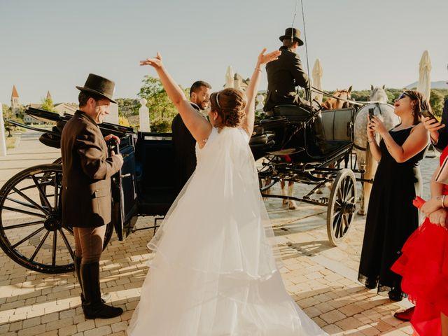 La boda de Daniel y María Paola en El Berrueco, Madrid 71