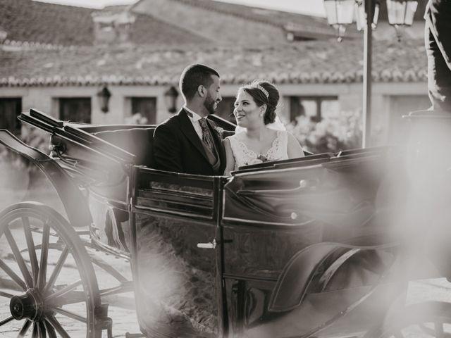 La boda de Daniel y María Paola en El Berrueco, Madrid 73