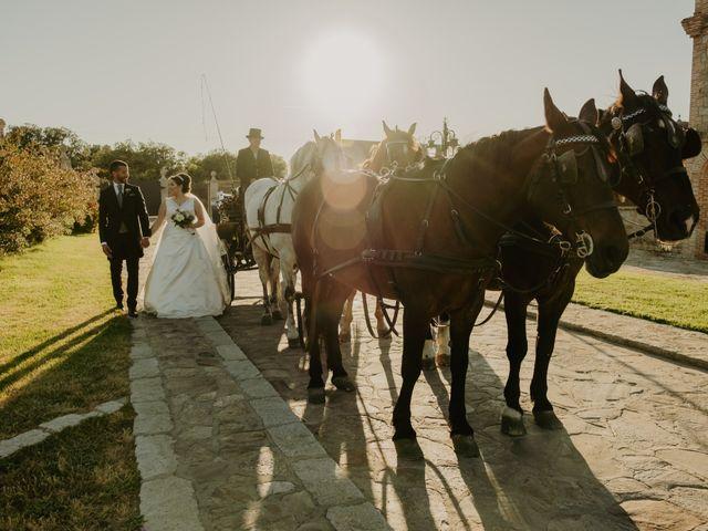 La boda de Daniel y María Paola en El Berrueco, Madrid 75