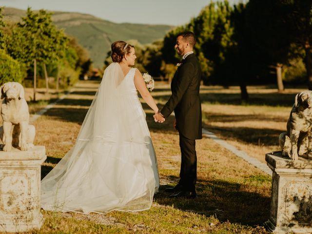 La boda de Daniel y María Paola en El Berrueco, Madrid 78