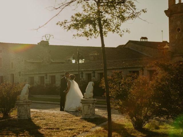 La boda de Daniel y María Paola en El Berrueco, Madrid 85