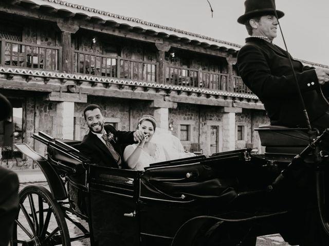 La boda de Daniel y María Paola en El Berrueco, Madrid 88