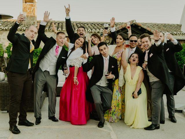 La boda de Daniel y María Paola en El Berrueco, Madrid 93