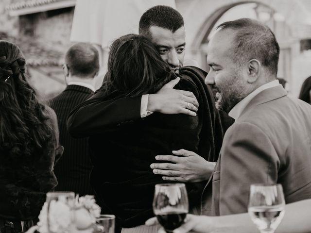 La boda de Daniel y María Paola en El Berrueco, Madrid 96