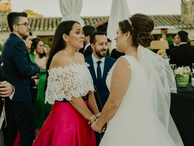 La boda de Daniel y María Paola en El Berrueco, Madrid 97