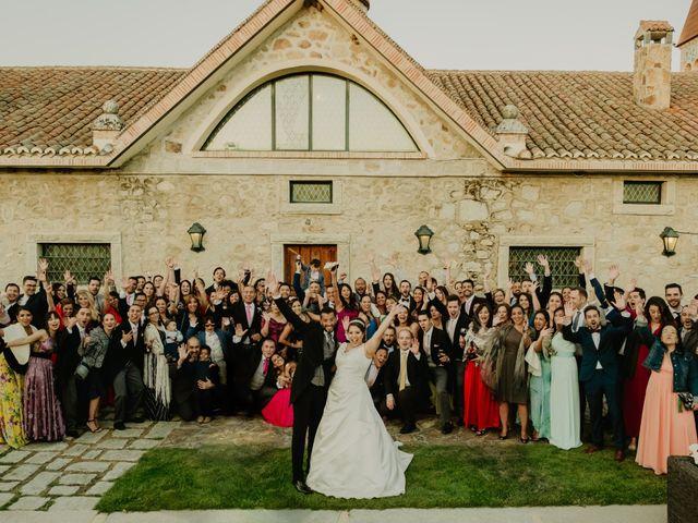 La boda de Daniel y María Paola en El Berrueco, Madrid 102
