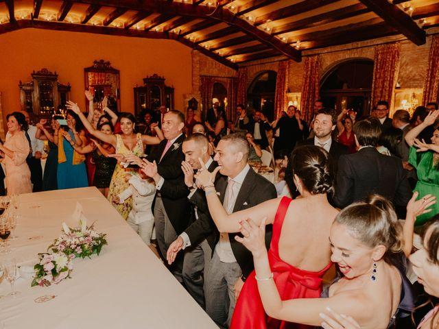 La boda de Daniel y María Paola en El Berrueco, Madrid 107