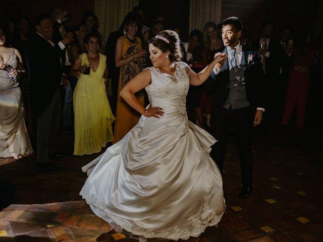 La boda de Daniel y María Paola en El Berrueco, Madrid 117