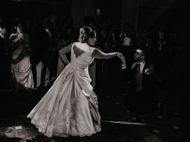 La boda de Daniel y María Paola en El Berrueco, Madrid 118