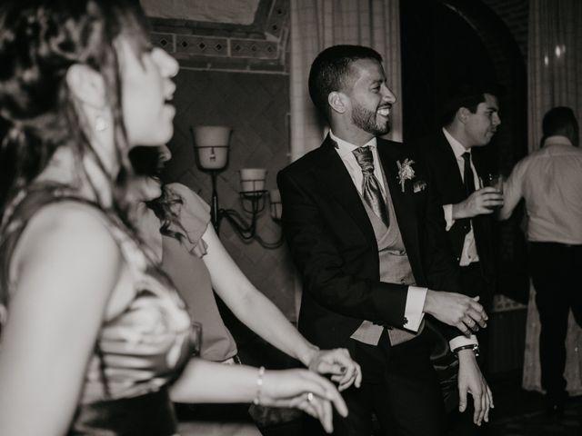 La boda de Daniel y María Paola en El Berrueco, Madrid 124