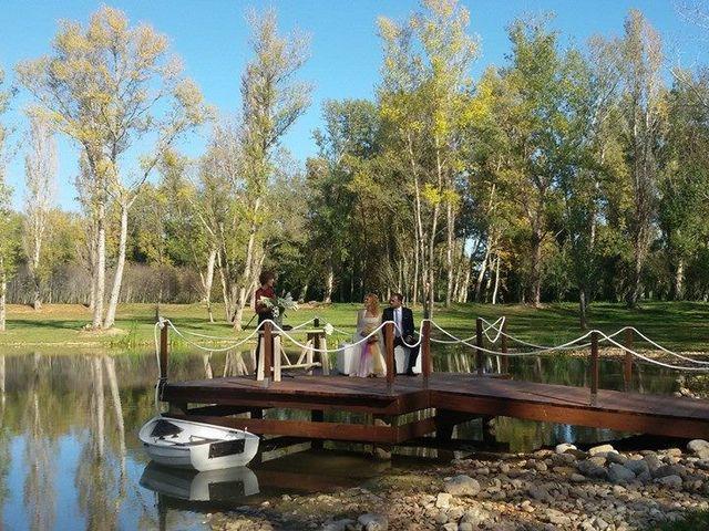 La boda de David y Gemma en Pont De Molins, Girona 1