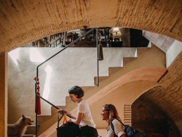 La boda de Dan y Vir en Girona, Girona 3