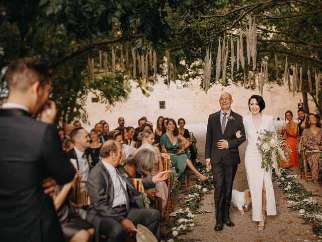 La boda de Dan y Vir en Girona, Girona 25