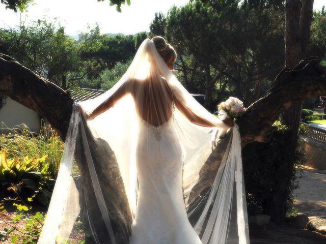 La boda de Dani y Miriam en Sant Vicenç De Montalt, Barcelona 15