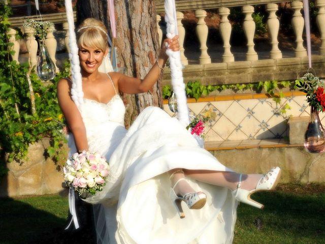 La boda de Dani y Miriam en Sant Vicenç De Montalt, Barcelona 21