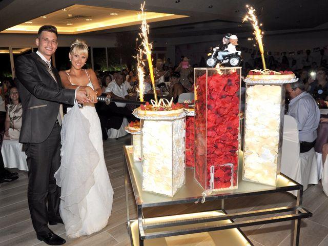 La boda de Dani y Miriam en Sant Vicenç De Montalt, Barcelona 24