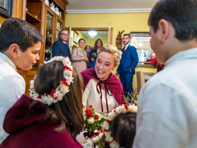 La boda de Alfonso y Lola en Murcia, Murcia 22