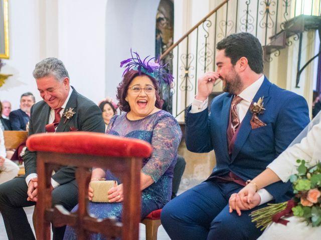 La boda de Alfonso y Lola en Murcia, Murcia 30
