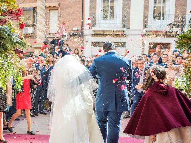La boda de Alfonso y Lola en Murcia, Murcia 31