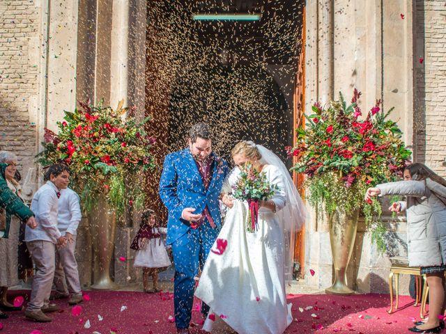 La boda de Alfonso y Lola en Murcia, Murcia 33