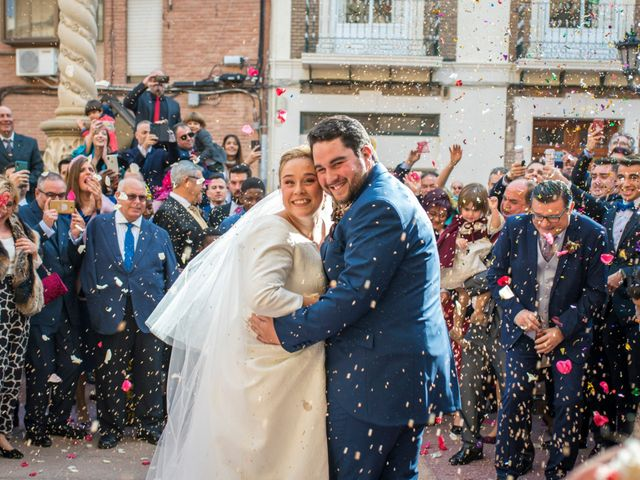La boda de Alfonso y Lola en Murcia, Murcia 34