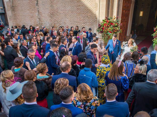 La boda de Alfonso y Lola en Murcia, Murcia 35