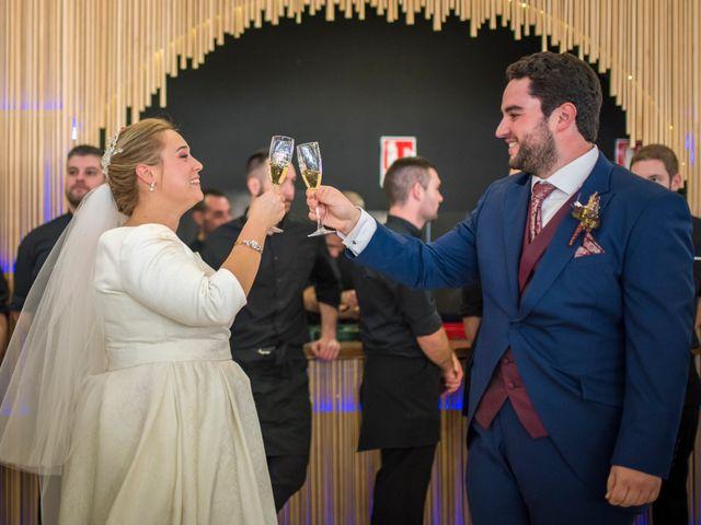 La boda de Alfonso y Lola en Murcia, Murcia 36