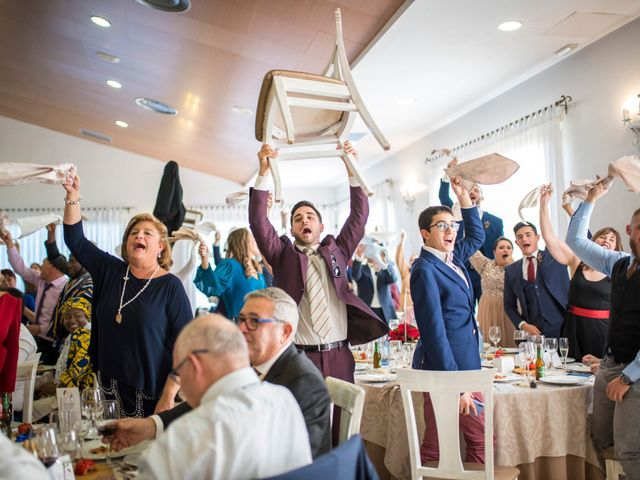 La boda de Alfonso y Lola en Murcia, Murcia 38