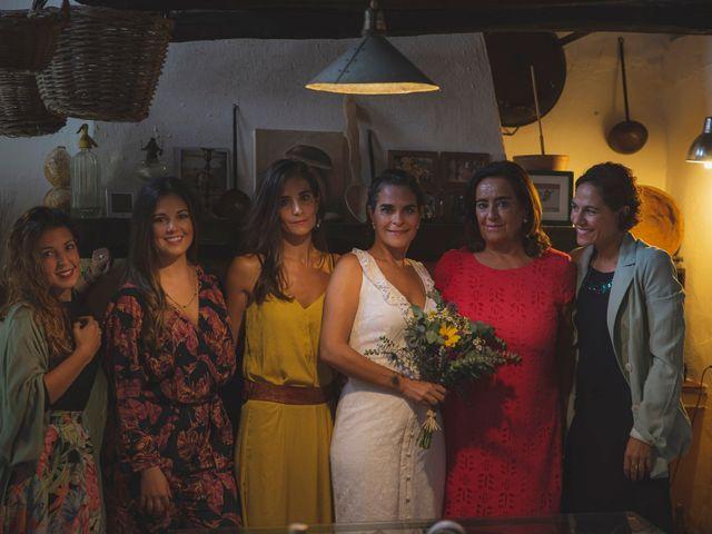 La boda de Andrés y Bea en Santa Ana La Real, Huelva 19