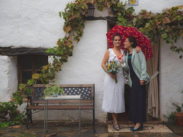La boda de Andrés y Bea en Santa Ana La Real, Huelva 20