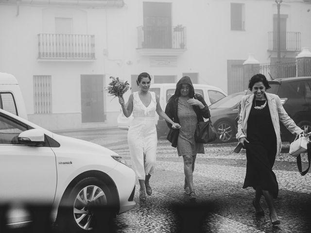 La boda de Andrés y Bea en Santa Ana La Real, Huelva 22