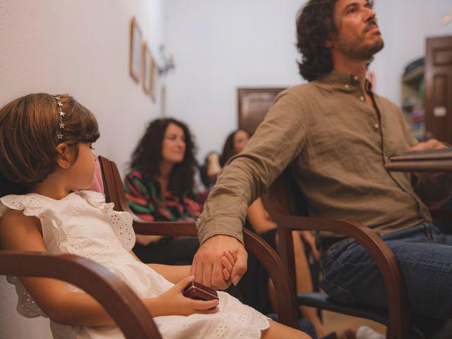 La boda de Andrés y Bea en Santa Ana La Real, Huelva 26