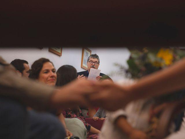 La boda de Andrés y Bea en Santa Ana La Real, Huelva 28