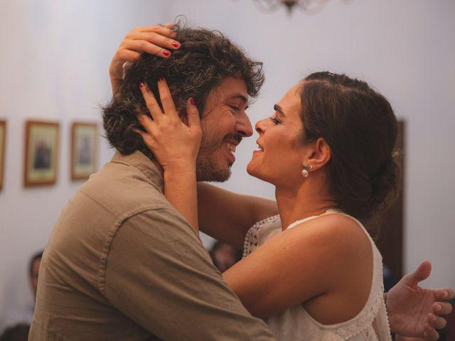 La boda de Bea y Andrés