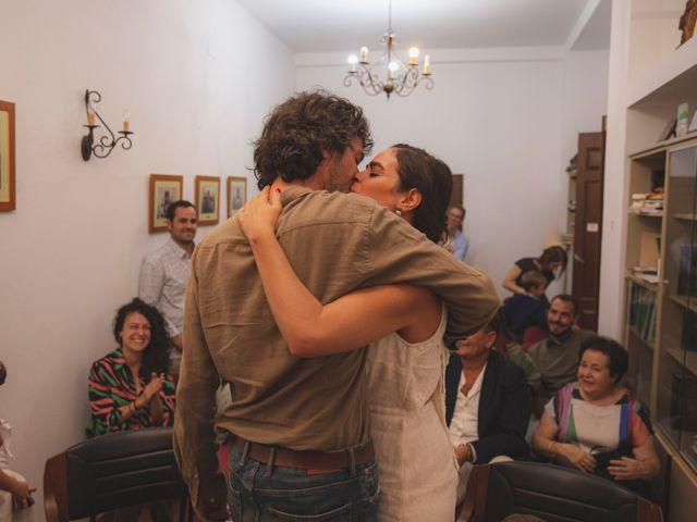 La boda de Andrés y Bea en Santa Ana La Real, Huelva 35